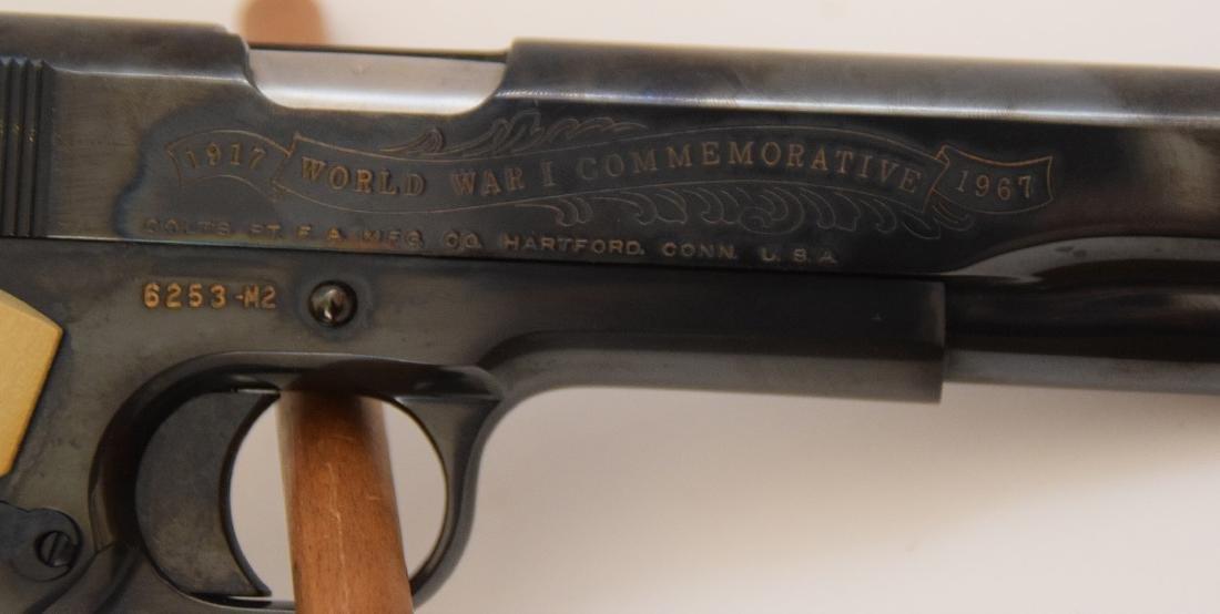Colt 45 Caliber, 1911 Model, 2nd Battle of the Marne, - 6