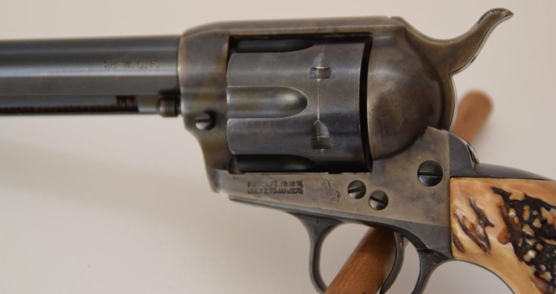Colt 38 caliber, Single Action Army Revolver, Barrel - 2