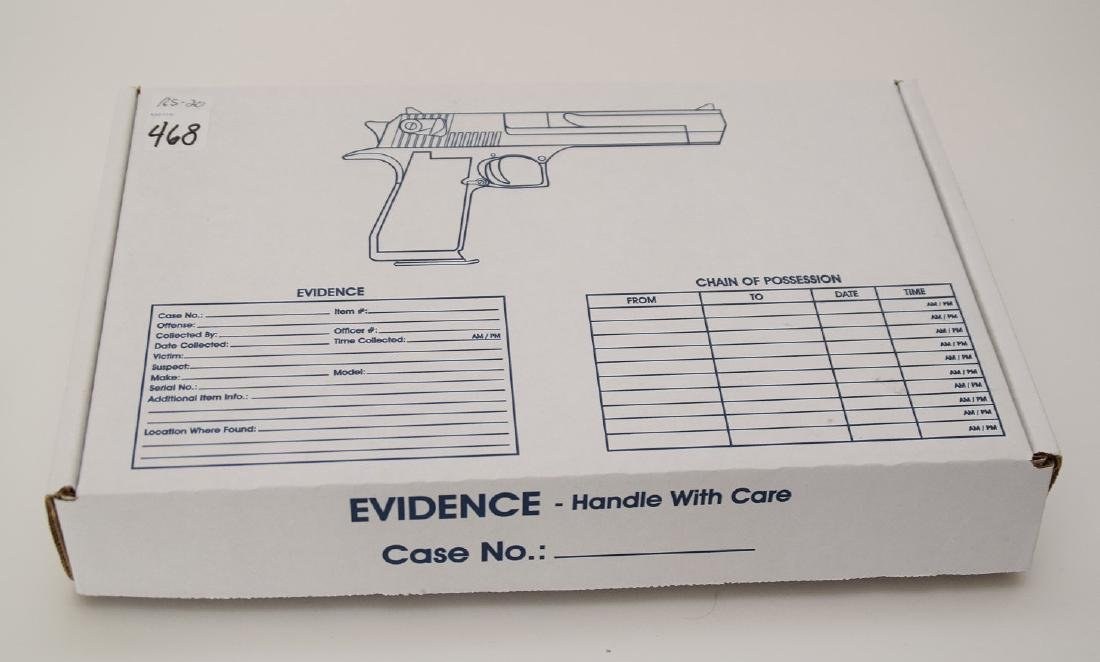 Colt 38 caliber, Single Action Army Revolver, Barrel - 5