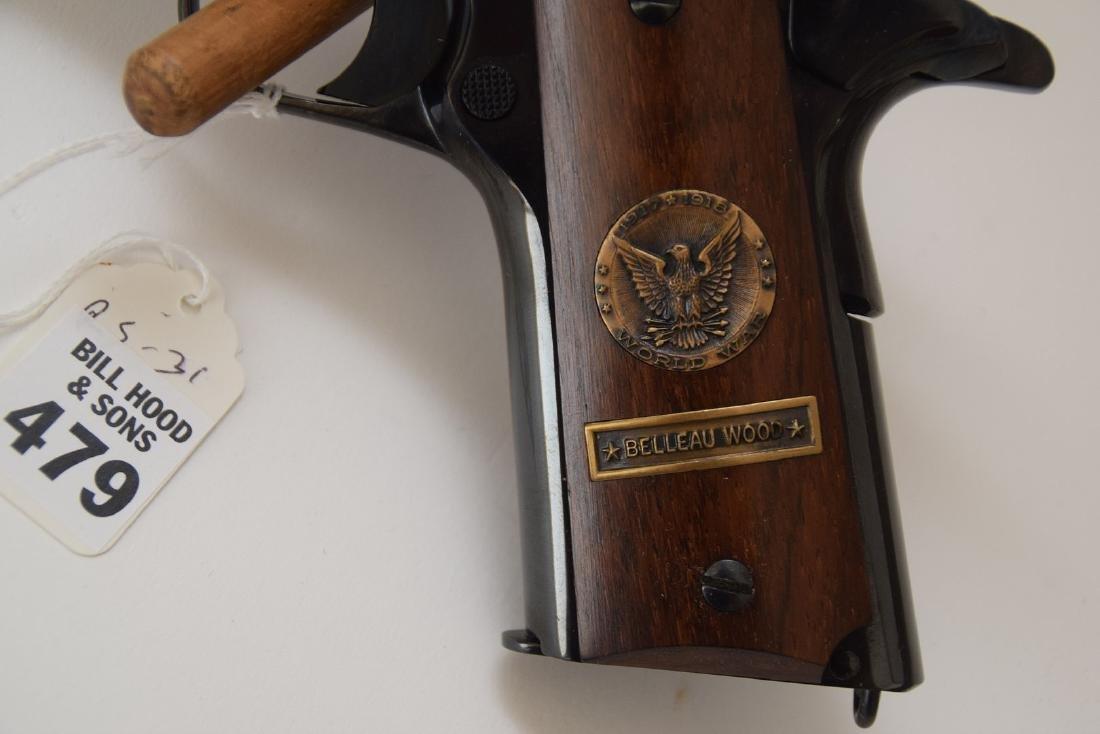 Colt 45 Caliber, 1911 Model, Belleau Wood WWI - 3