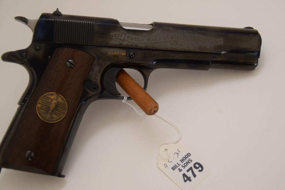 Colt 45 Caliber, 1911 Model, Belleau Wood WWI - 4