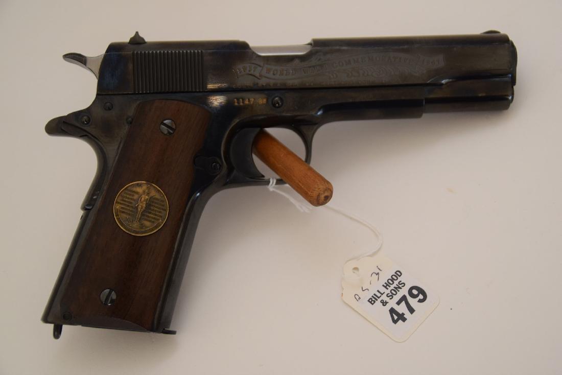 Colt 45 Caliber, 1911 Model, Belleau Wood WWI - 5
