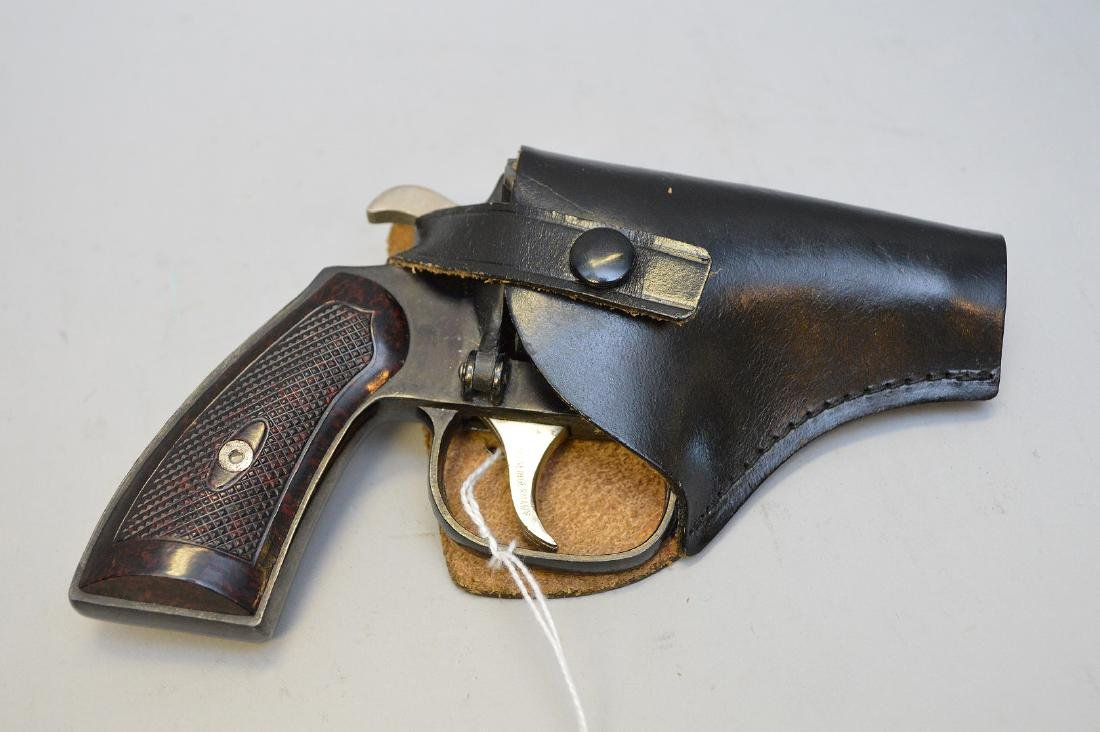 Starter Pistol Made in Germany with holster