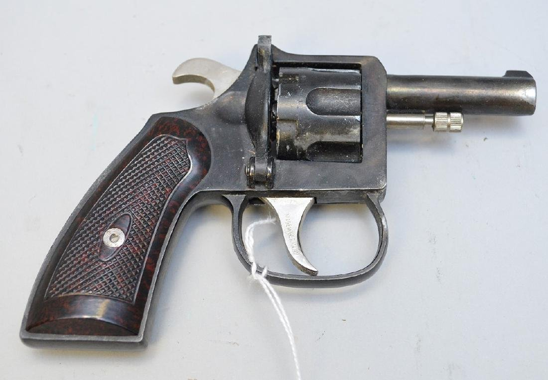 Starter Pistol Made in Germany with holster - 2