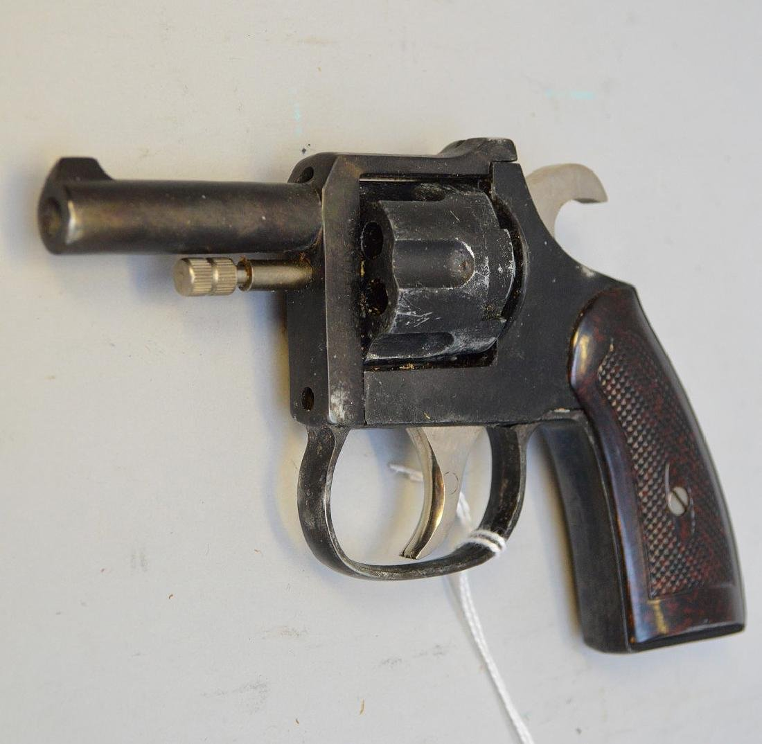 Starter Pistol Made in Germany with holster - 4