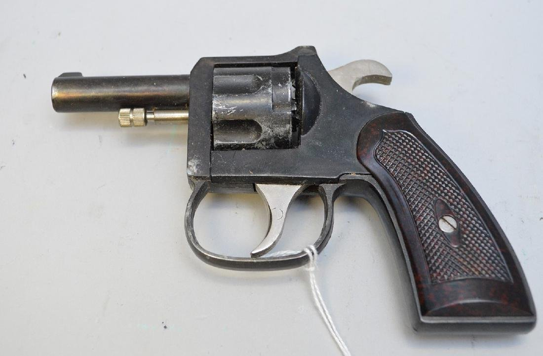 Starter Pistol Made in Germany with holster - 5