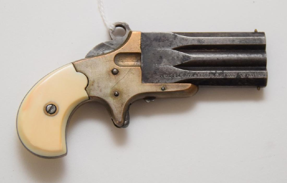 Frank Wesson Parlor Pistol