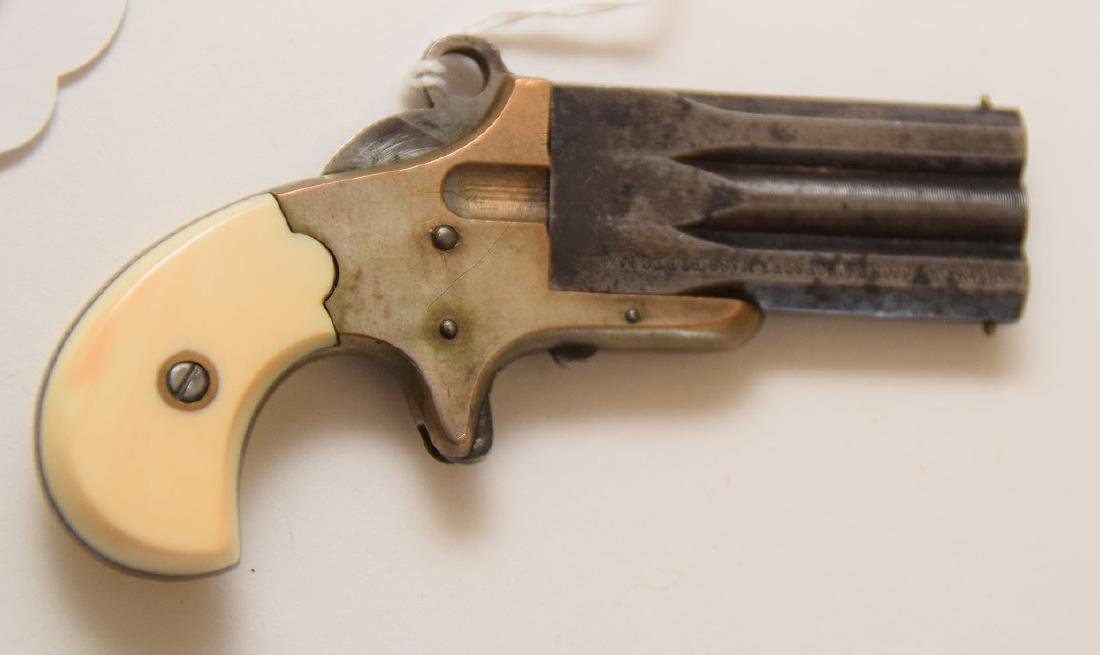 Frank Wesson Parlor Pistol - 3
