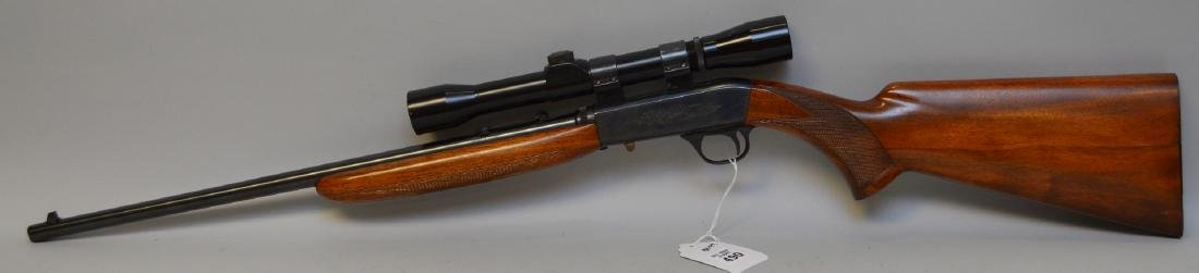Browning 22 Caliber with Scope