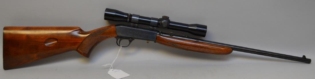 Browning 22 Caliber with Scope - 6