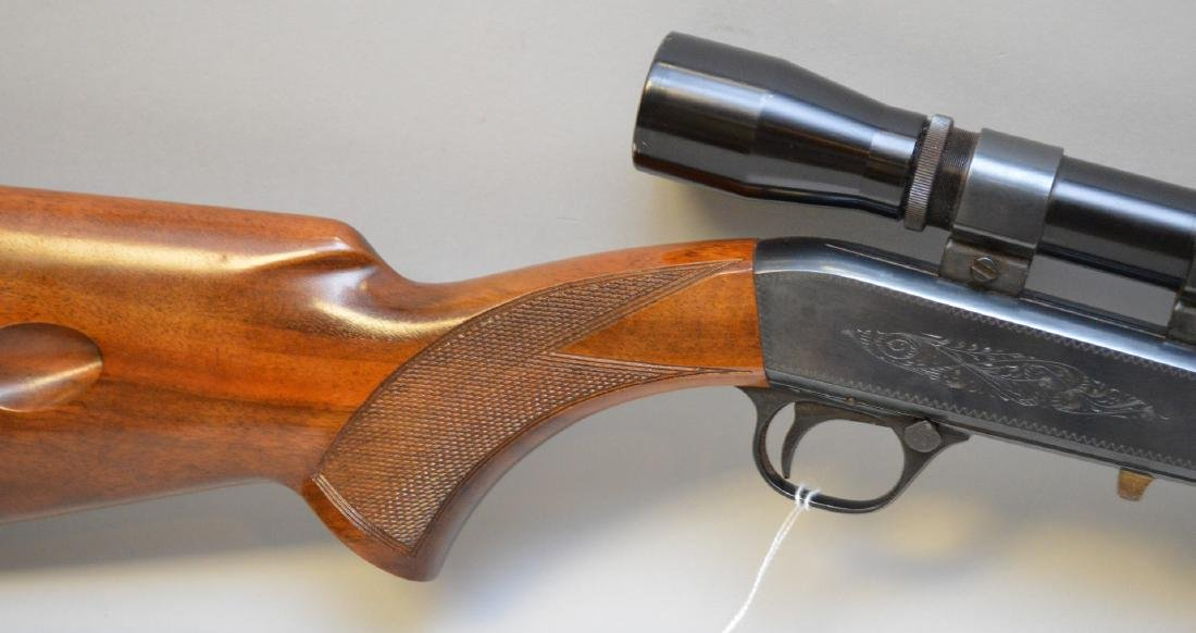 Browning 22 Caliber with Scope - 7
