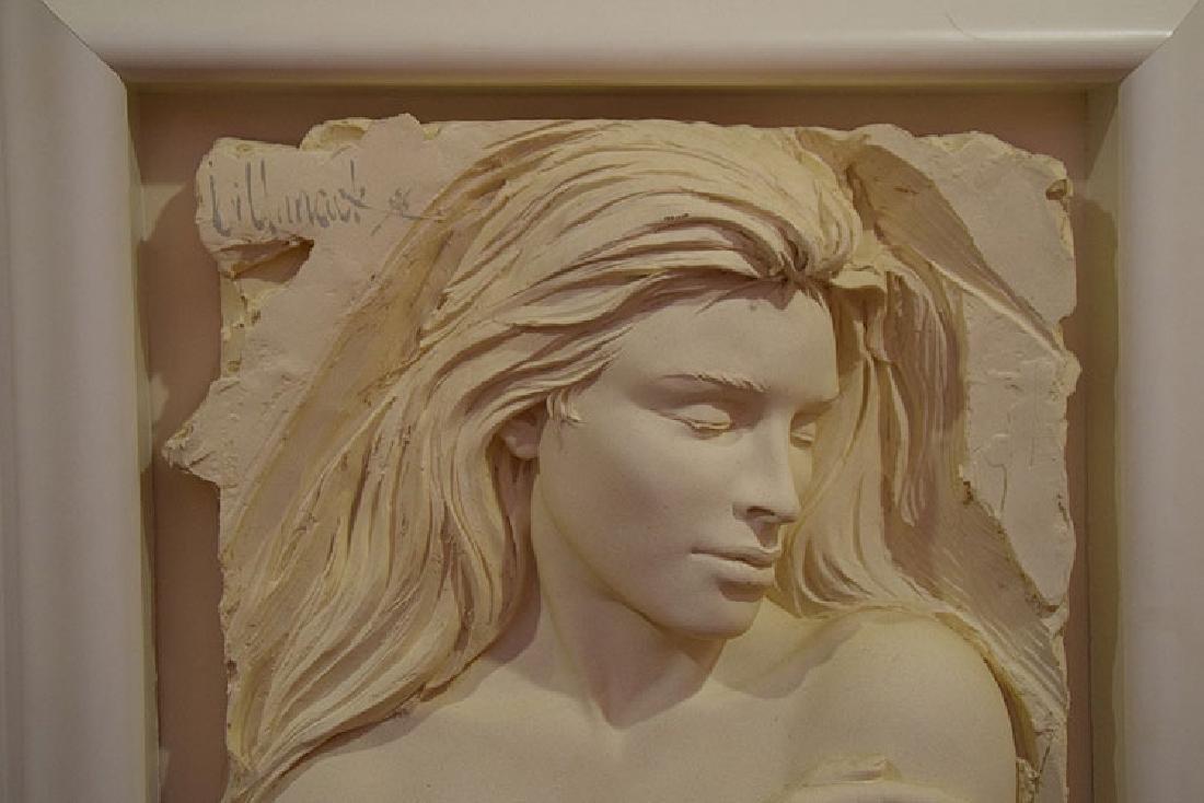 Bill Mack (American, born 1949)  Pair Nude sand casts, - 2