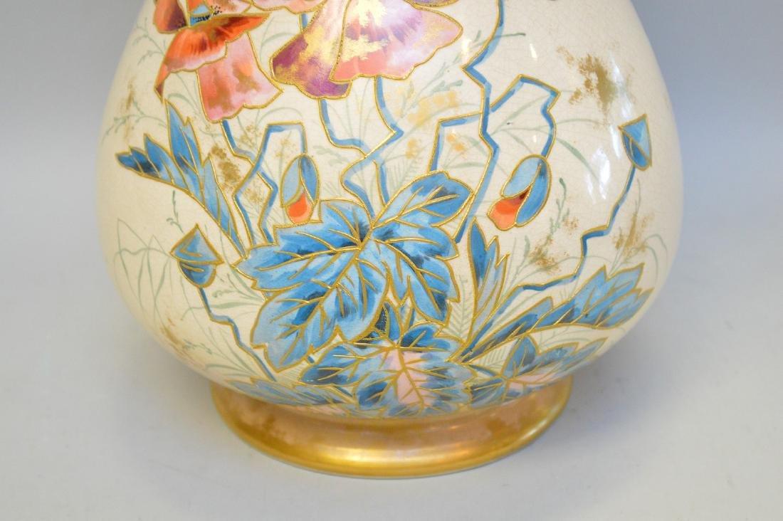 """Royal Bonn vase, 12""""h x 10""""w - 2"""