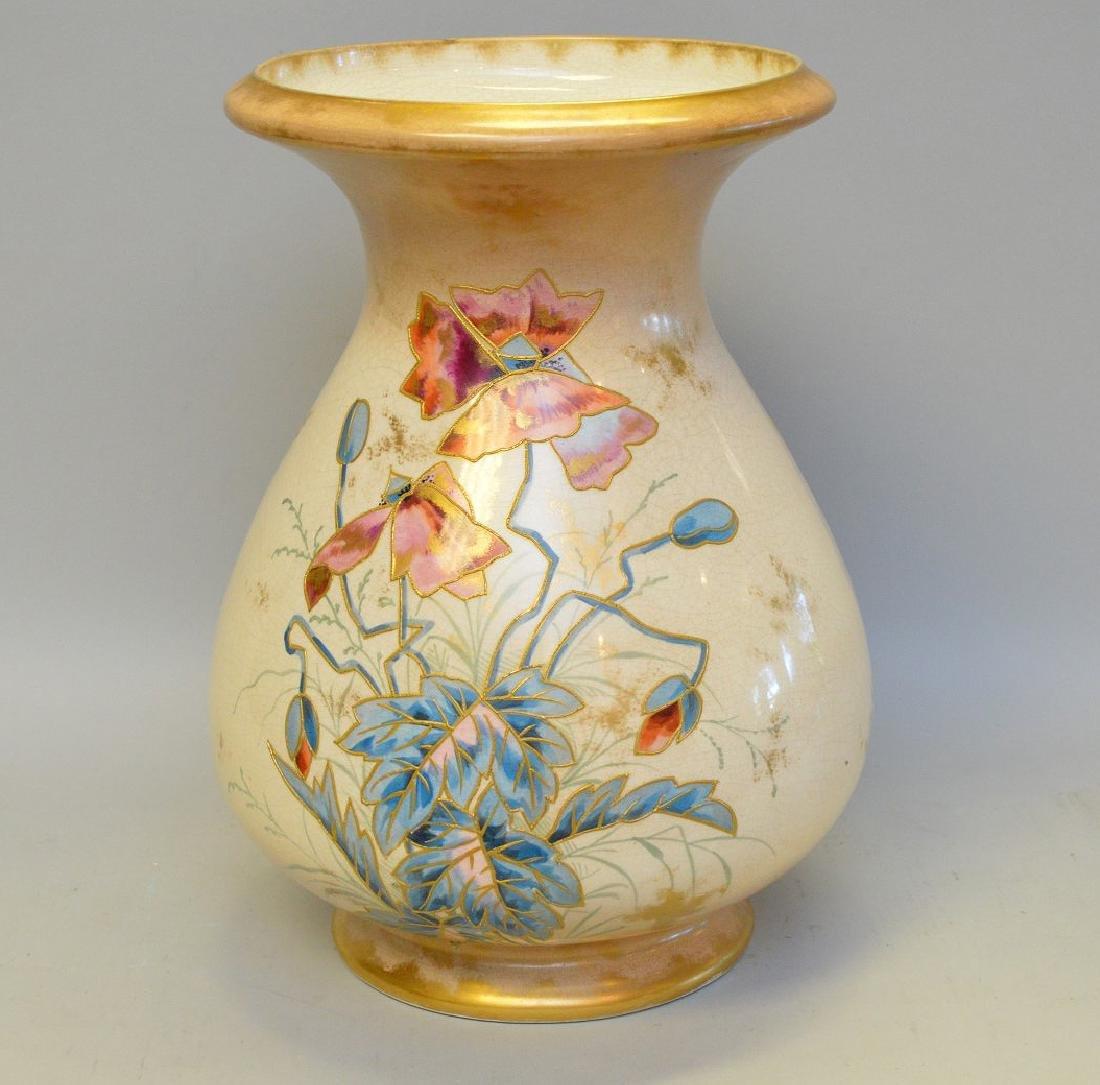 """Royal Bonn vase, 12""""h x 10""""w - 4"""