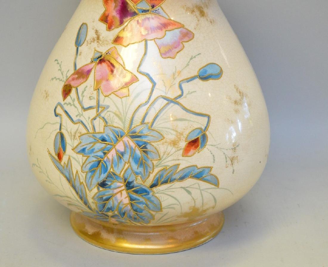 """Royal Bonn vase, 12""""h x 10""""w - 5"""