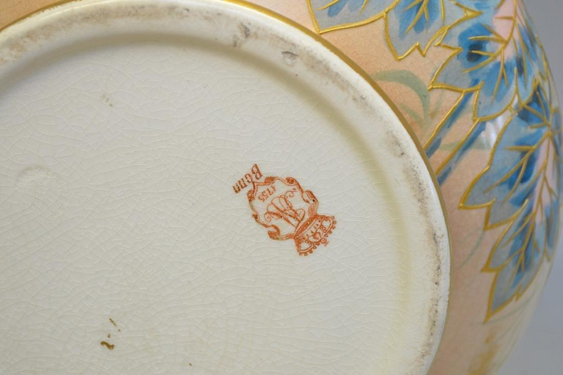 """Royal Bonn vase, 12""""h x 10""""w - 8"""