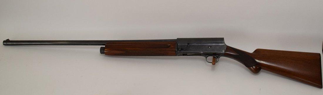 Browning 12 Gauge, Belgium A5 1953