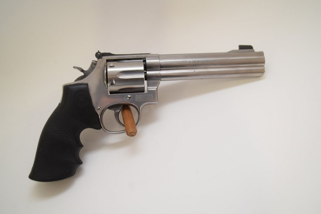 Smith & Wesson 357 model 686,
