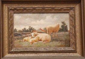 Eugene Joseph Verborekhoven (1799-1881, Belgium),