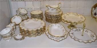 Royal Crown Derby porcelain dinner service, Royal St.