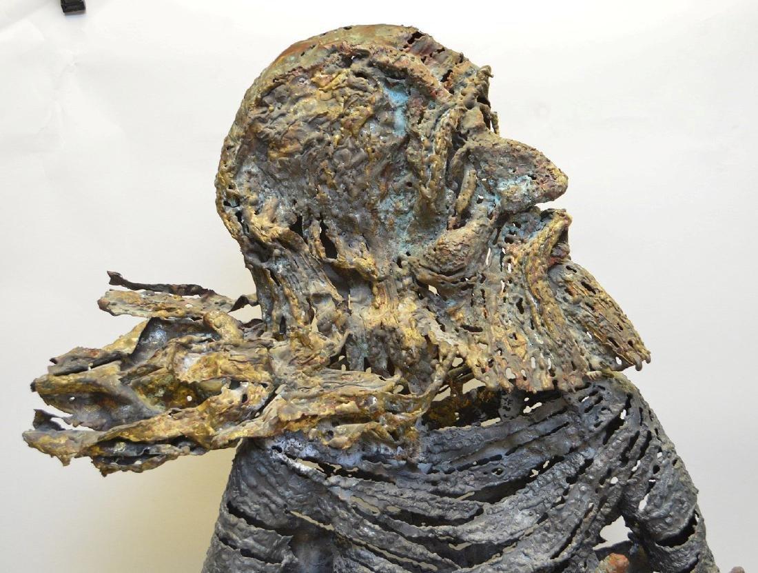 Joseph Domareki, 20th Century, Welded Metal Sculpture - 2