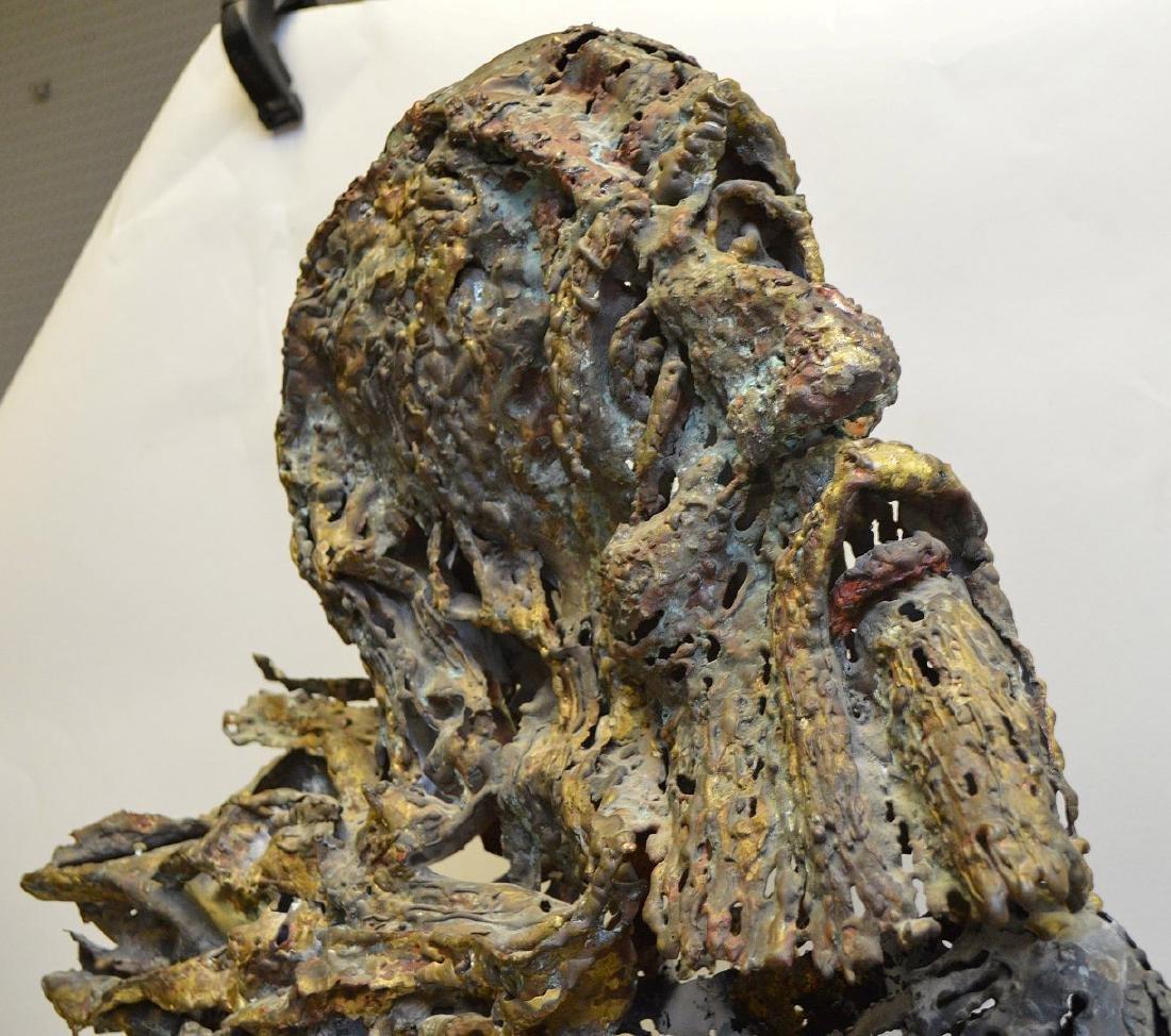 Joseph Domareki, 20th Century, Welded Metal Sculpture - 3