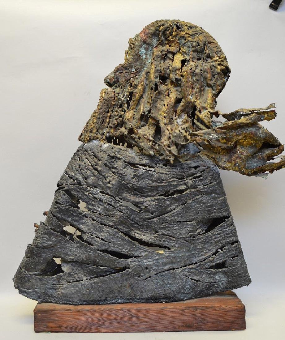 Joseph Domareki, 20th Century, Welded Metal Sculpture - 4