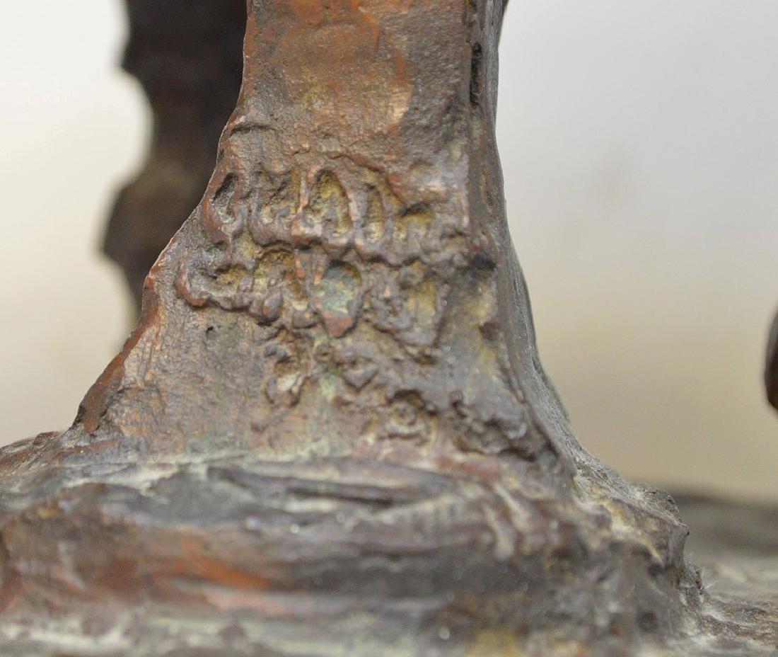 Chaim Gross Bronze Sculpture, Am. 1904-1991, Male - 10