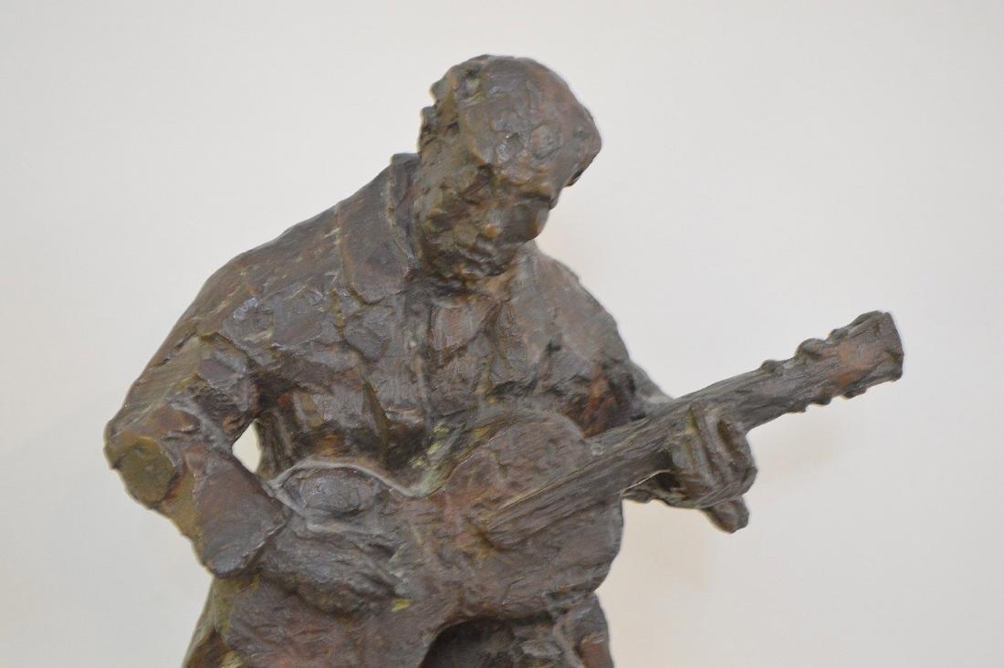 Chaim Gross Bronze Sculpture, Am. 1904-1991, Male - 2
