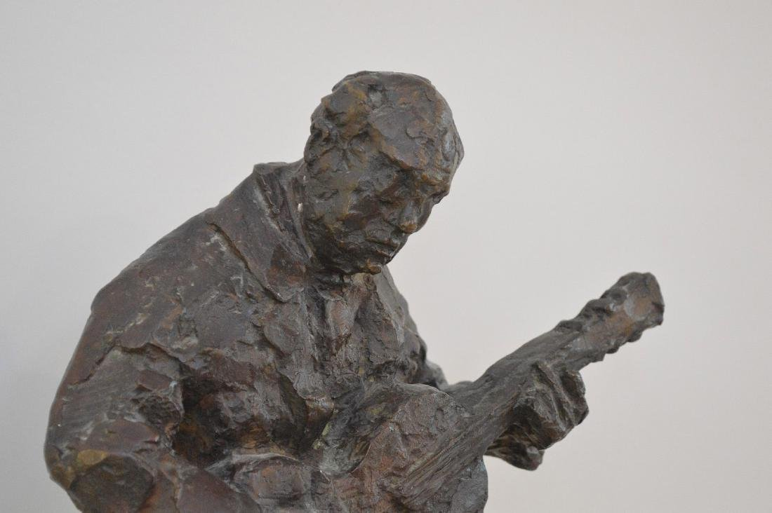 Chaim Gross Bronze Sculpture, Am. 1904-1991, Male - 3