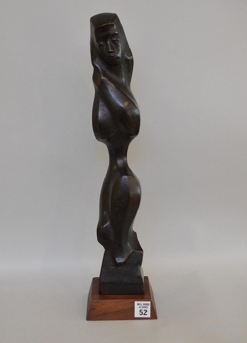 Chaim Gross (American 1904–1991) Bronze Sculpture