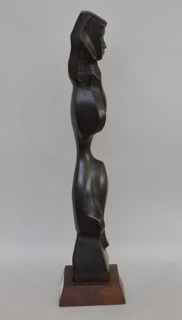 Chaim Gross (American 1904–1991) Bronze Sculpture - 3