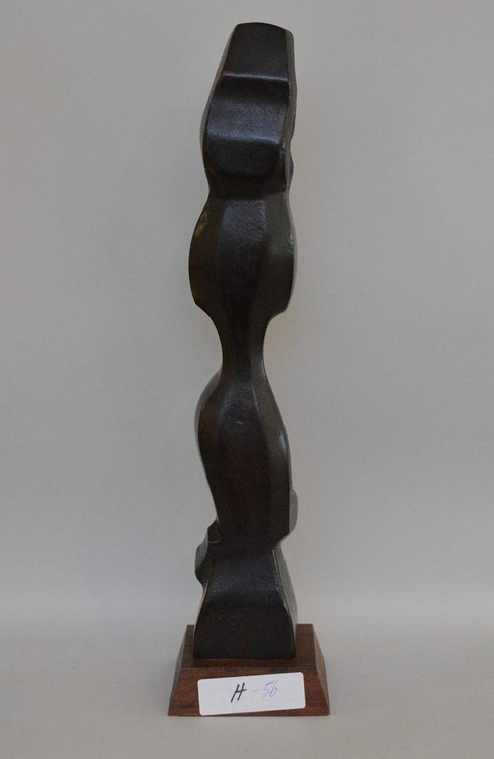 Chaim Gross (American 1904–1991) Bronze Sculpture - 4
