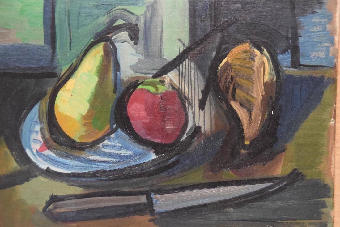 Ben Benn (American 1884 – 1983)  Still life with Fruit, - 2