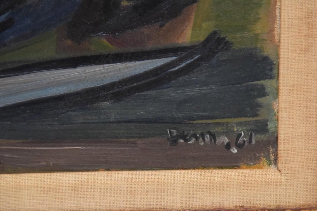 Ben Benn (American 1884 – 1983)  Still life with Fruit, - 3