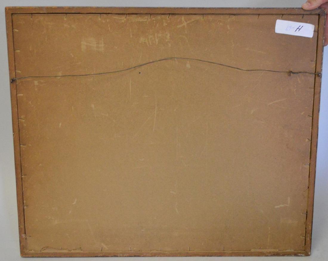 Ben Benn (American 1884 – 1983)  Watercolor on paper, - 4