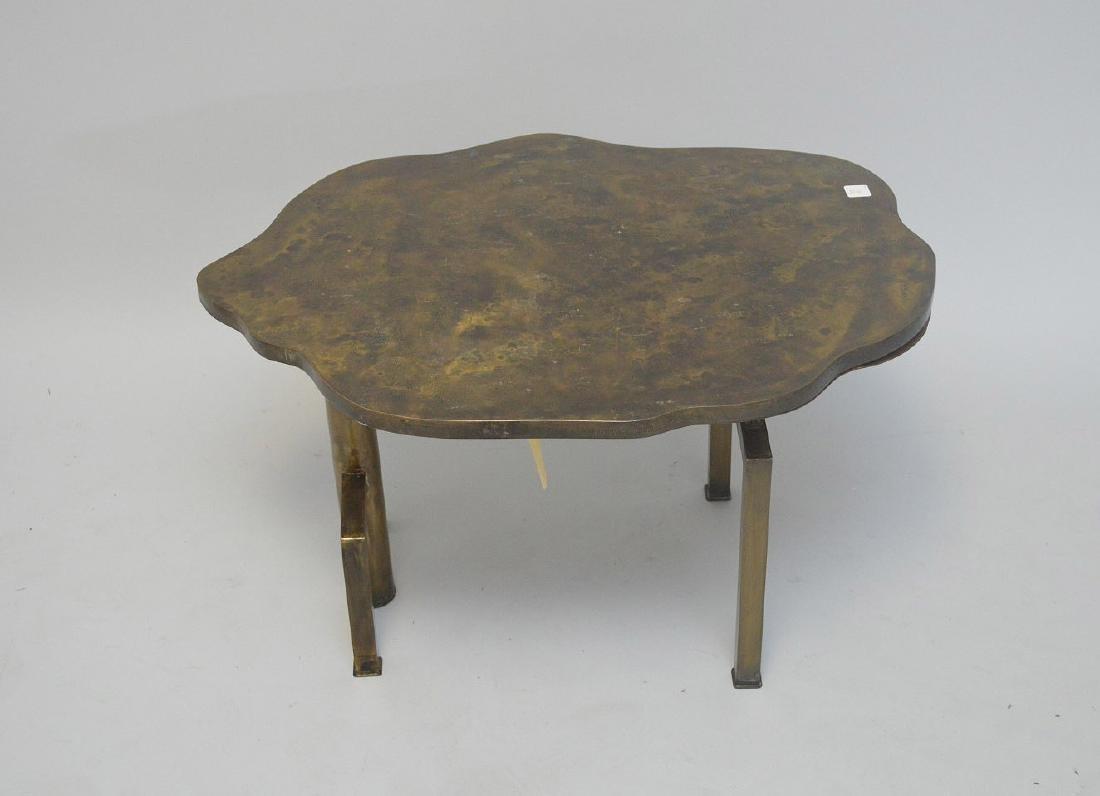 "Phillip & Kelvin LaVerne Side Table – 29"" X 22""  Shield"