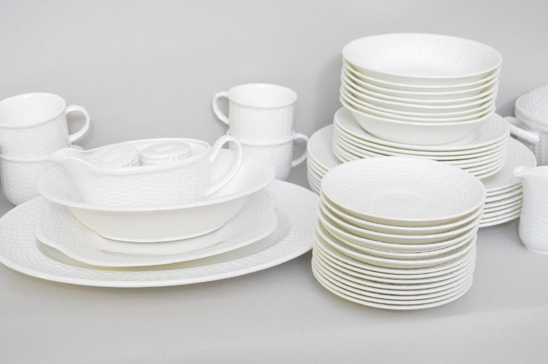 "Wedgwood china service, ""Nantucket"", incl; 8 dinner - 3"