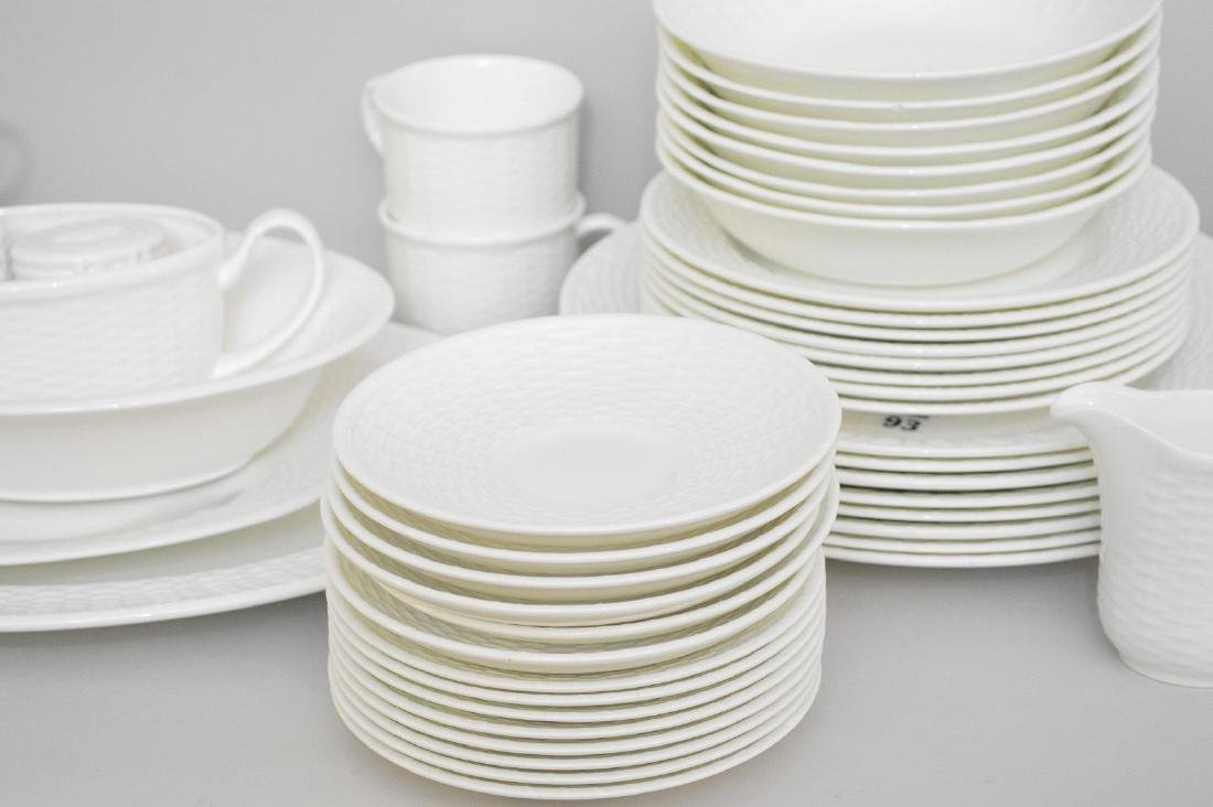 "Wedgwood china service, ""Nantucket"", incl; 8 dinner - 4"