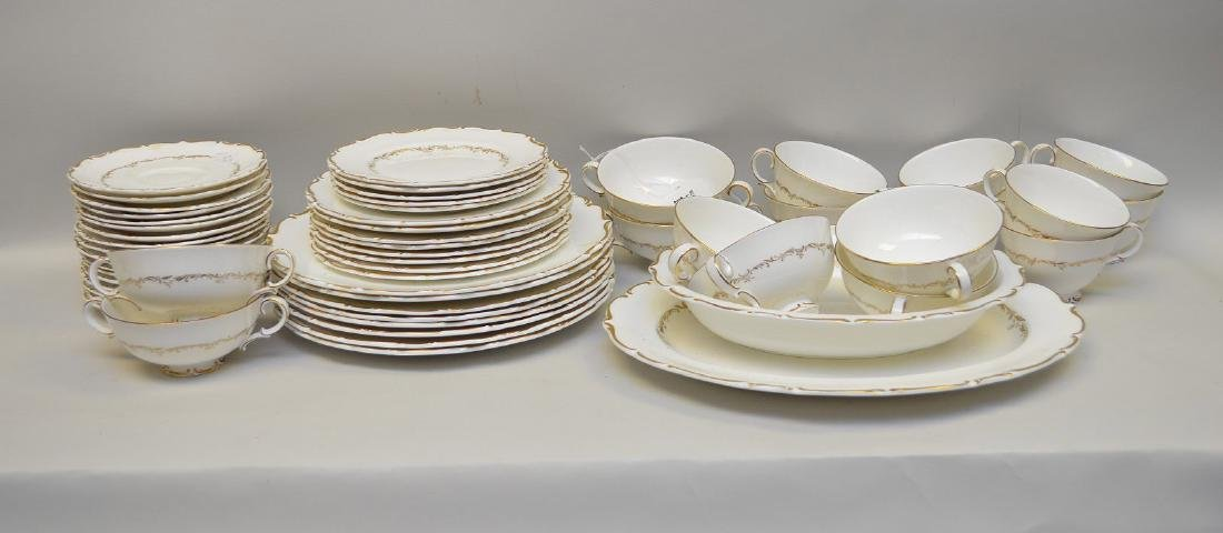 Approximately 56 pieces, Royal Doulton chinaware with