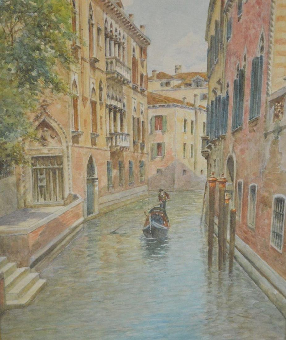 Rafael Senet y Perez  (Italian 1856 - 1926) Watercolor - 3