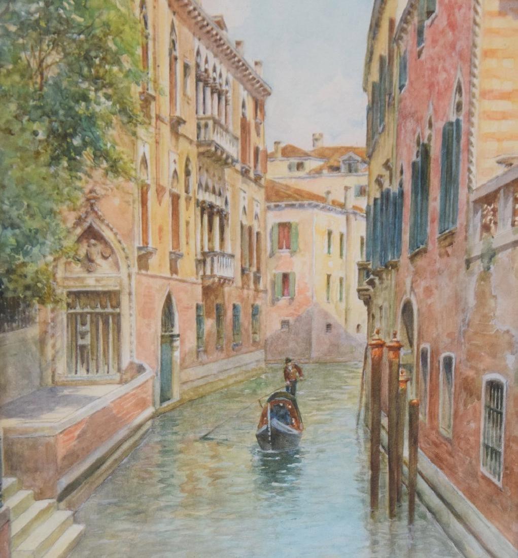 Rafael Senet y Perez  (Italian 1856 - 1926) Watercolor - 8