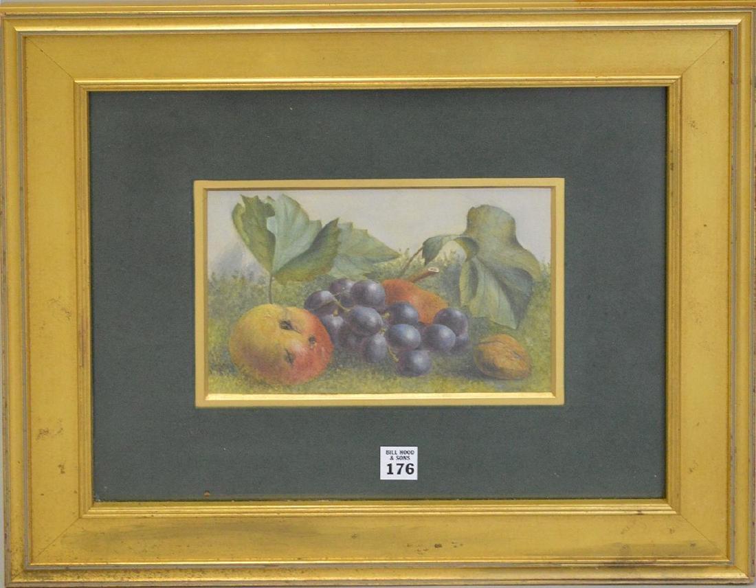 John Sherrin  (United Kingdom 1819 - 1896) Watercolor,