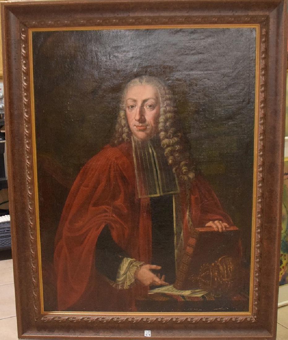 Giuseppe Bonito (Italian 1705 - 1789) oil on canvas, - 2