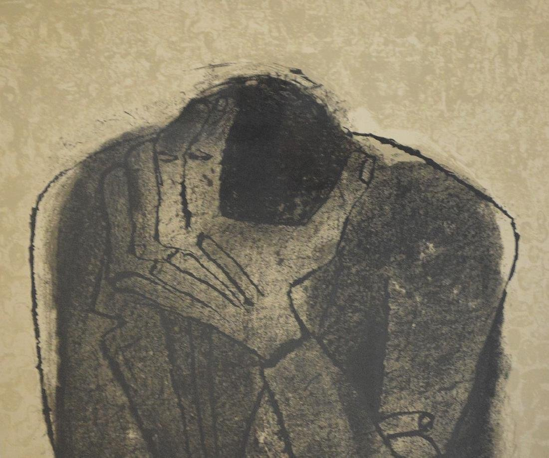 Ben Shahn (American 1898-1969) Lithograph, Site Size: - 2