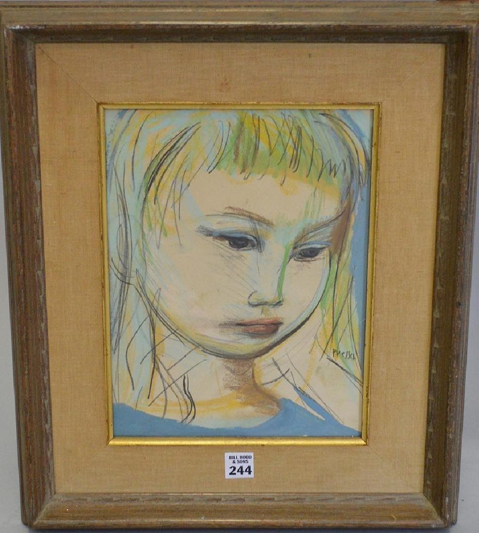 Josef Presser (1907 – 1967) American, 20th Century,