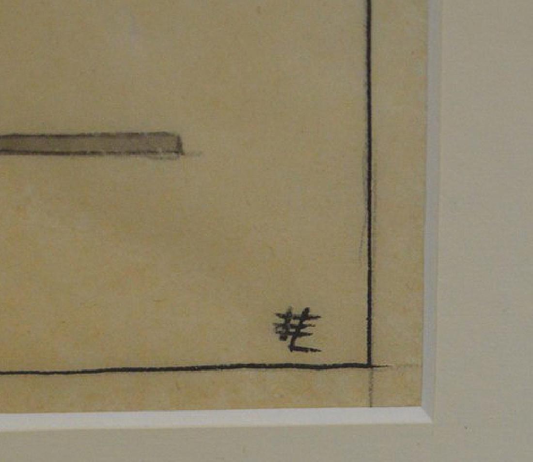 Lazar Markovich Lissitzky (attrib.) (Russian - 4