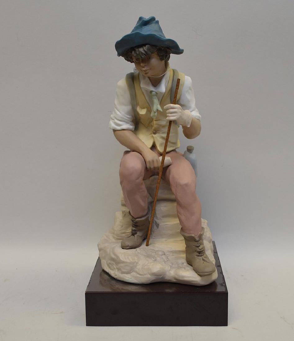 Lladro Spain Porcelain Sculptures #3700 limited edition