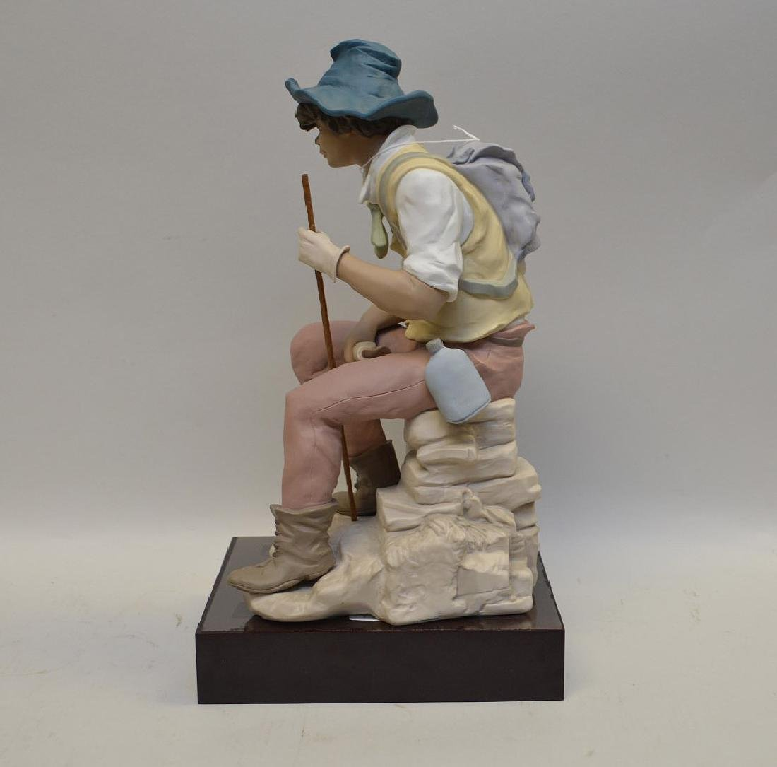 Lladro Spain Porcelain Sculptures #3700 limited edition - 5