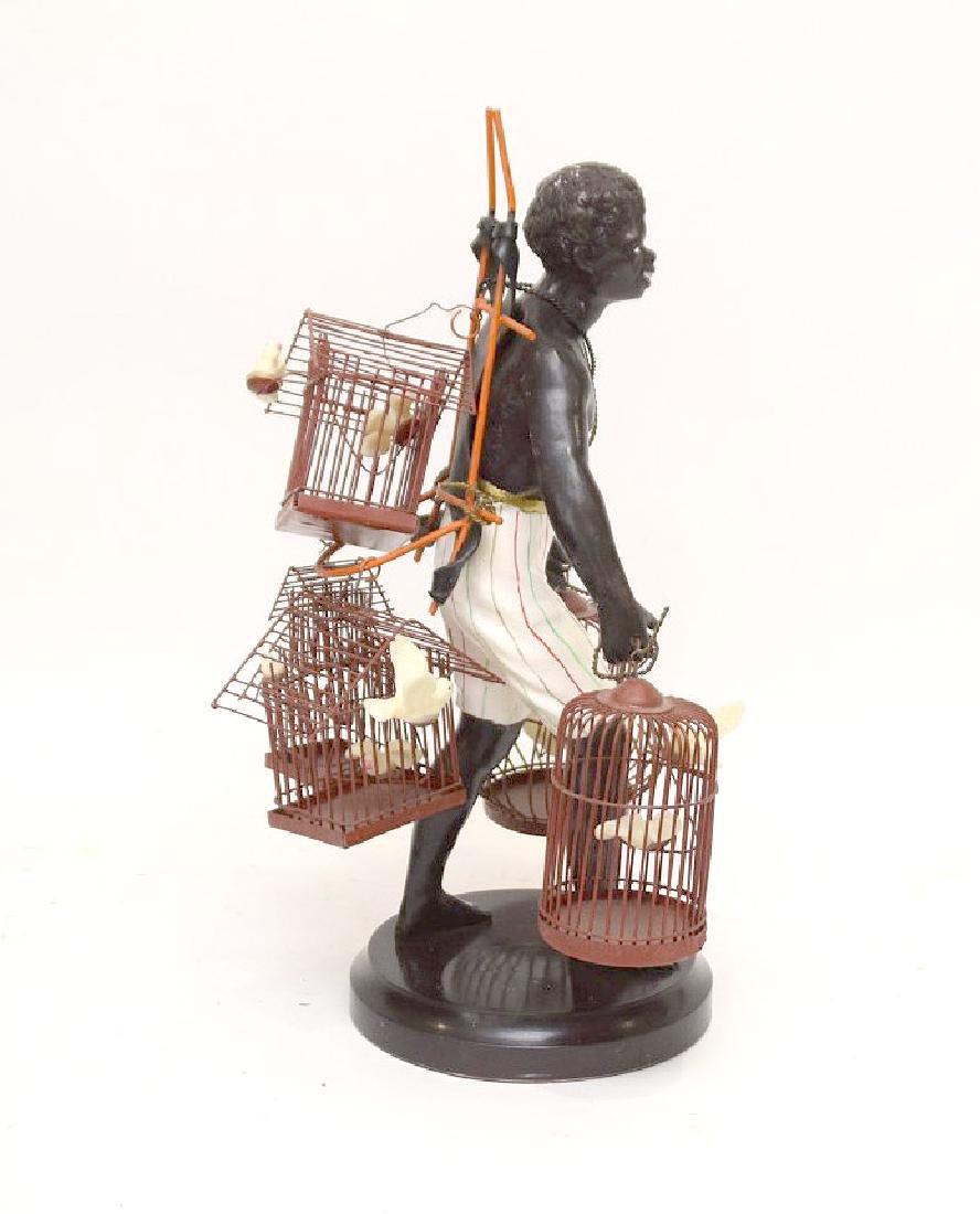 PETITE CHOSES NUBIAN BLACKAMOORE BIRD MAN - 3